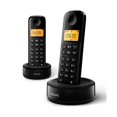 Teléfono Philips D1602B/34 1