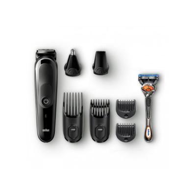 Barbero/Perfilador Braun Hogar MGK5260 Negro