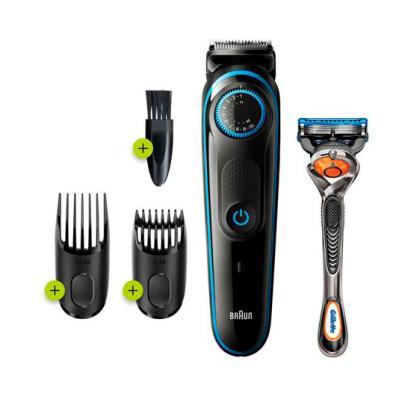 Barbero/Perfilador Braun Cuidado personal BT5240 Negro