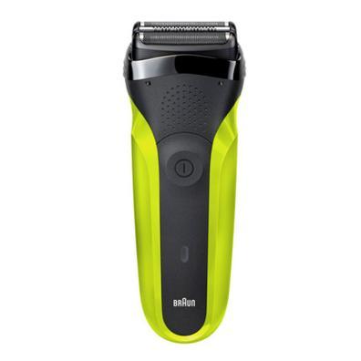 Afeitadora Facial Braun Cuidado personal 300BT GREEN BOX Verde, Negro