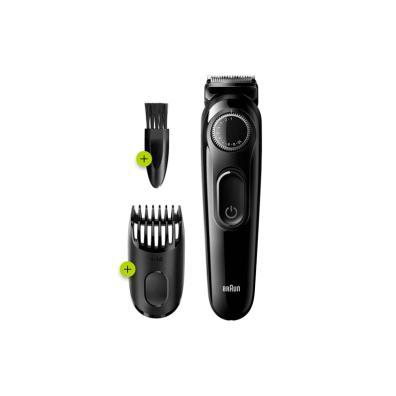Barbero/Perfilador Braun Cuidado personal BT3222 Negro