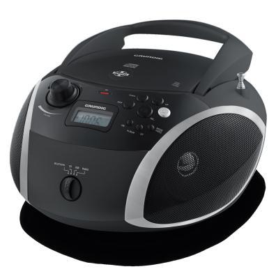 Radio CD/DVD Grundig RCD 1500 BT Negro