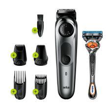 Barbero/Perfilador Braun Cuidado personal BT7220 Gris