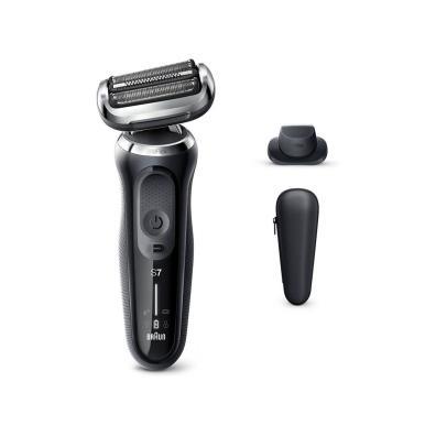 Afeitadora facial Braun Serie 7 70-N1200s Negro
