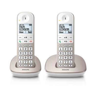 Teléfono Philips XL4902S/34 1