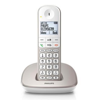 Teléfono Philips XL4901S/23 1