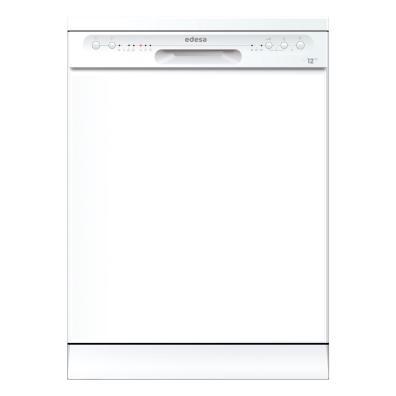 Lavavajillas Libre Instalación Edesa EDW-6120 WH E