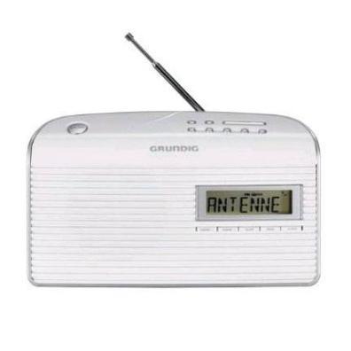 Radio Transistor Grundig MUSIC 61 WHITE Blanco