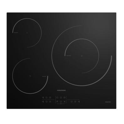 Placa inducción Grundig GIEI 613322 MN 3