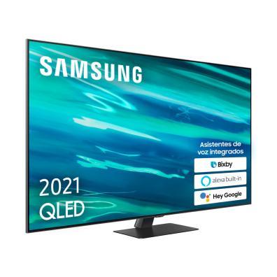 Televisor Samsung QE50Q80AATXXC Ultra HD 4K