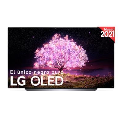Televisor LG OLED55C14LB Ultra HD 4K
