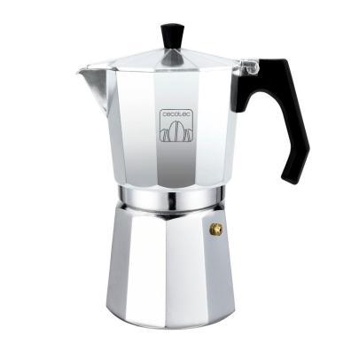 Cafetera convencional Cecotec MOKLASSIC 1200 Shiny 12