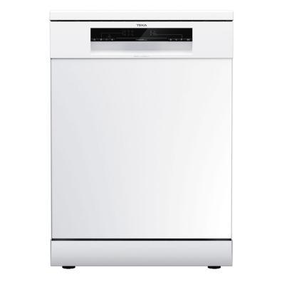Lavavajillas Libre Instalación Teka DFS 26610 Blanco 12