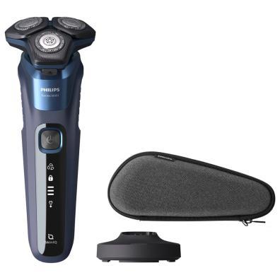 Afeitadora Facial Philips S5585/35 Azul