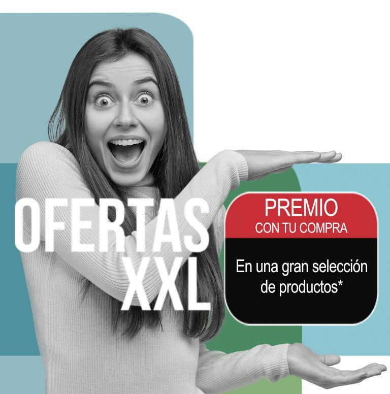 Compra tus productos en Milar y consigue Premios XXL