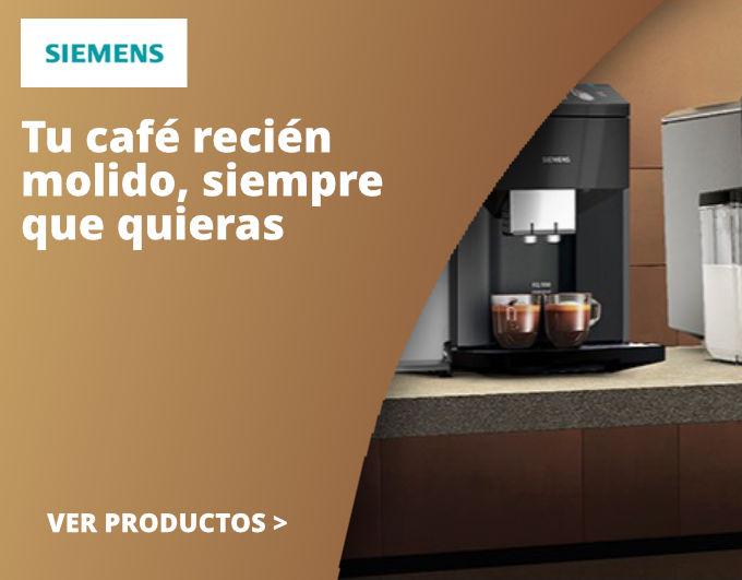 Especial cafeteras Siemens