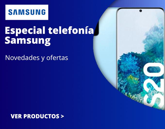 Novedades telefonía Samsung