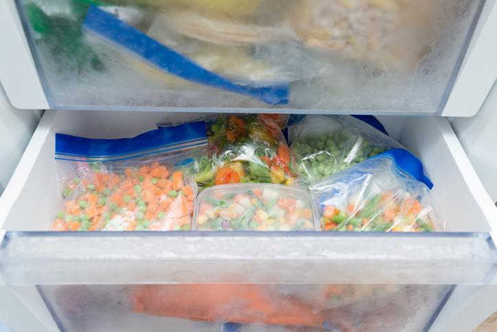 frigorífico bandeja uso fácil