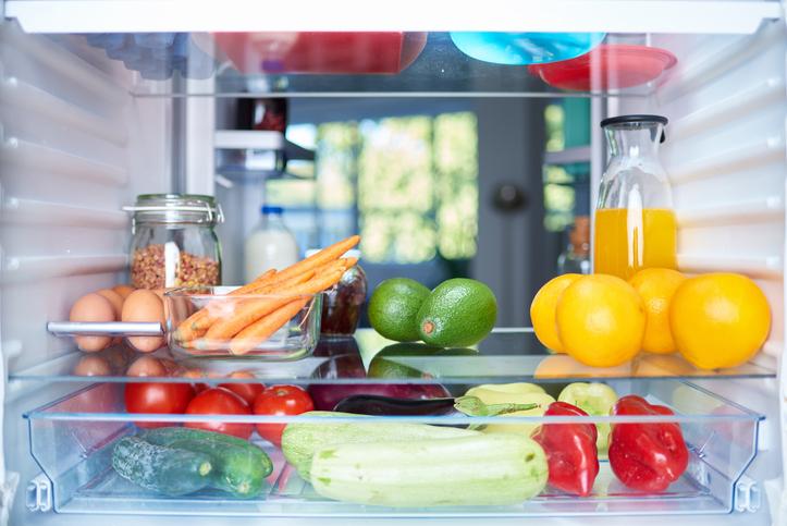frigorífico capacidad