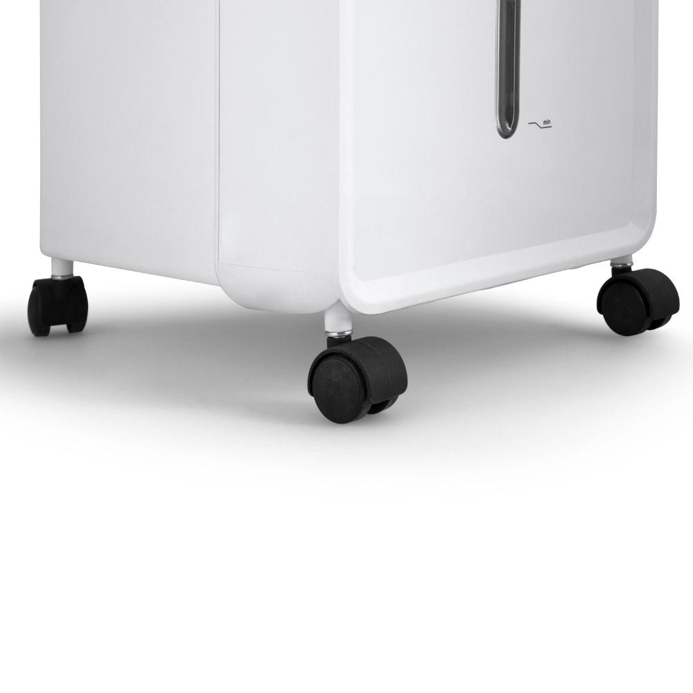 ruedas climatizador delonghi