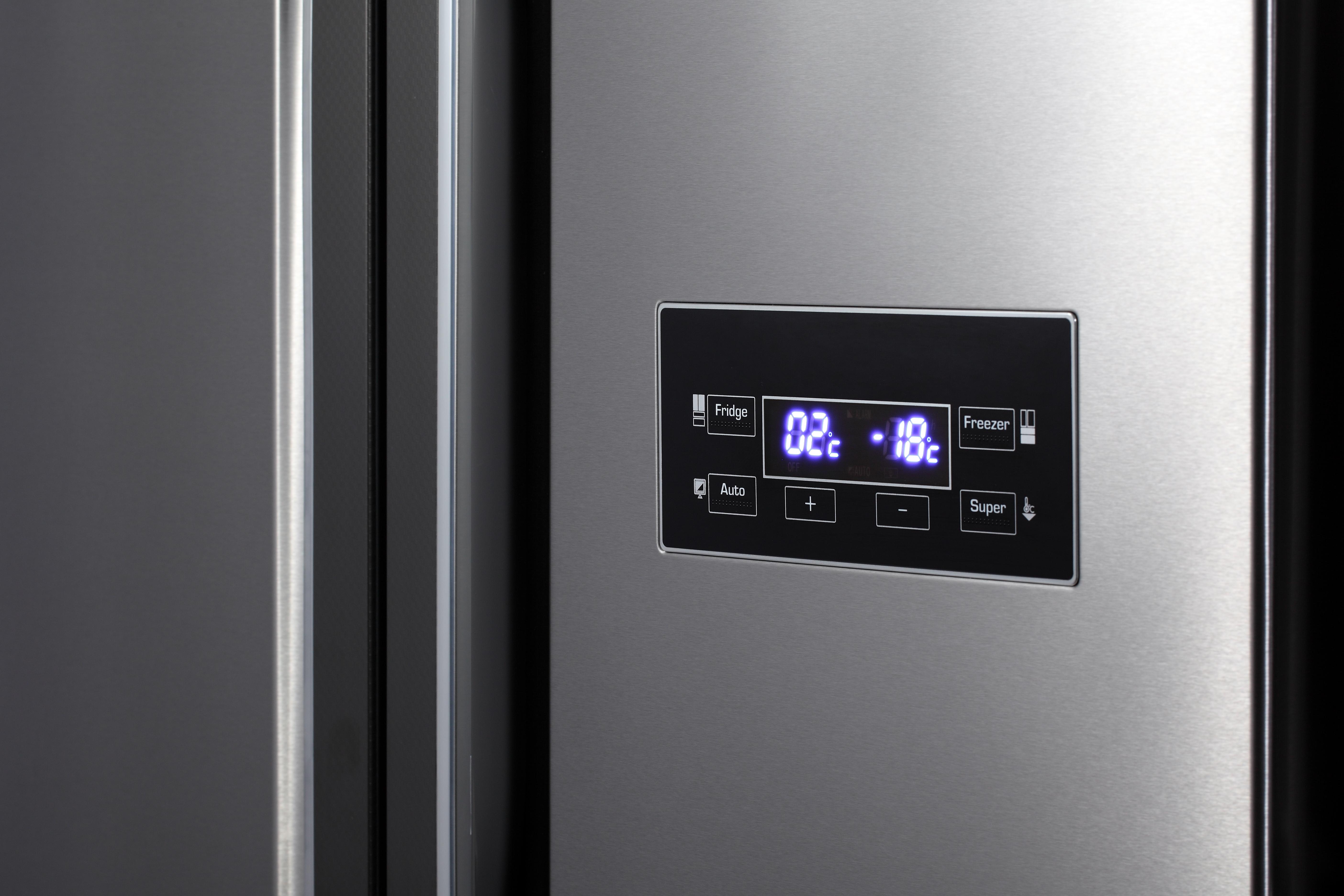 frigorífico display