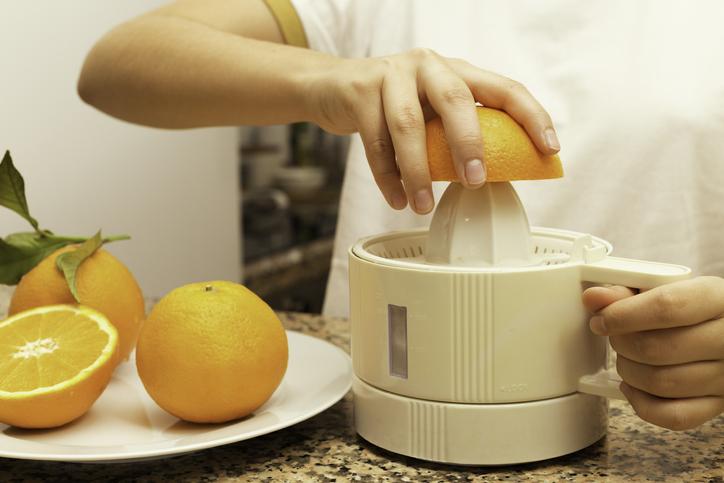 exprimidor naranja