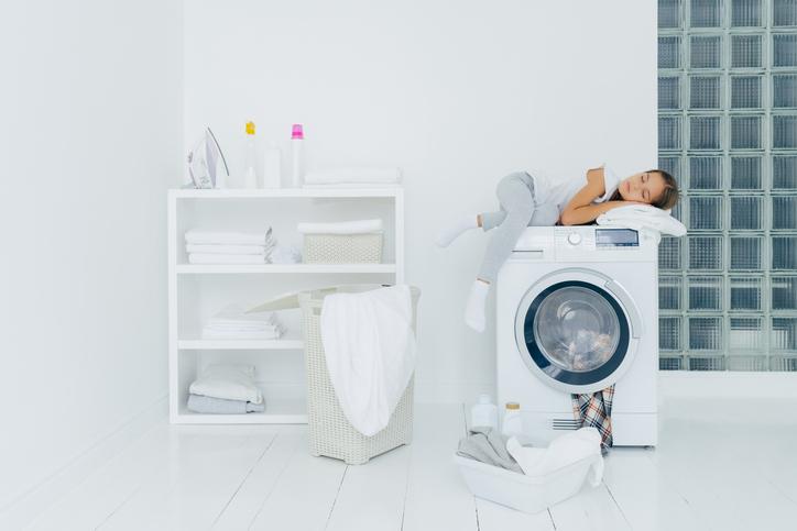 lavadora silenciosa