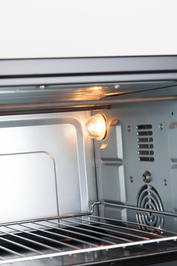 luz mini horno jata