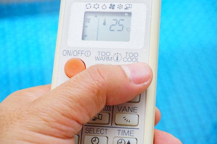 mando a distancia aire acondicionado panasonic