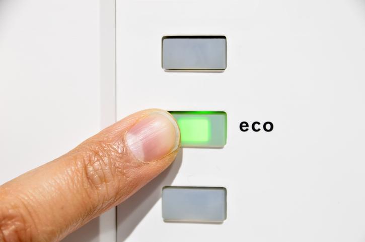 Radiador modo Eco