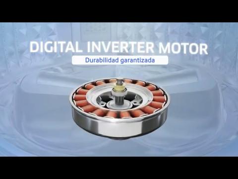 Motor Digital Inverter
