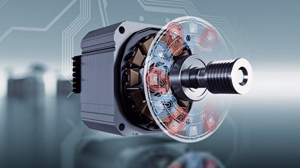 Motor iQdrive