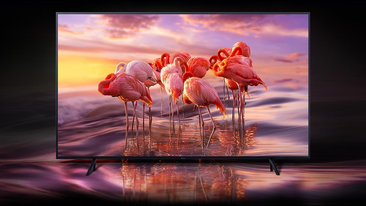 color televisor samsung smart tv crystal uhd