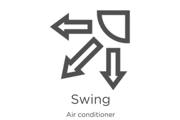 swing aire acondicionado