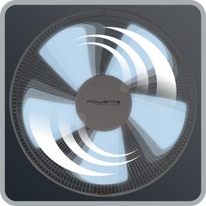 ventilador rowenta oscilación